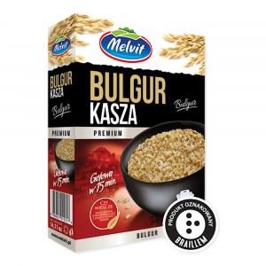 MELVIT KASZA BULGUR 4 x 100G