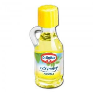 DR.OETKER AROMAT DO CIAST CYTRYNOWY 9ML