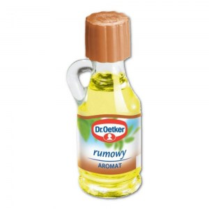 DR.OETKER AROMAT DO CIAST RUMOWY 9ML