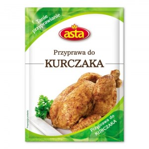 ASTA PRZYPRAWA DO KURCZAKA 25G