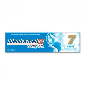 BLEND-A-MED COMPLETE 7 + WHITE 100ML