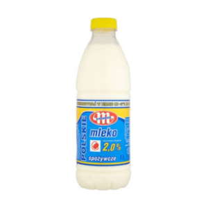 MLEKO POLSKIE 2% 1L BUT
