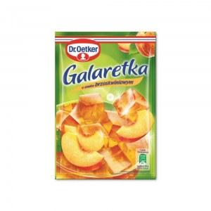 DR.OETKER GALARETKA BRZOSKWINIOWA 75G