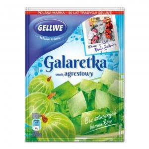 GELLWE GALARETKA AGRESTOWA 75G