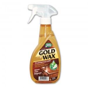 GOLD WAX DO PIELĘGNACJI MEBLI 400ML SPRAY