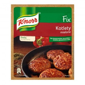 KNORR FIX KOTLETY MIELONE 34G