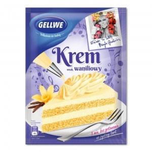 GELLWE KREM WANILIOWY 140G