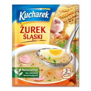 KUCHAREK ŻUREK ŚLĄSKI 46G