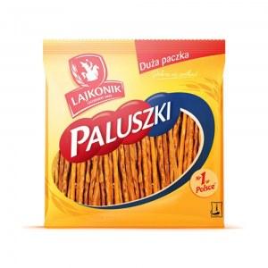 LAJKONIK PALUSZKI SŁONE 300G