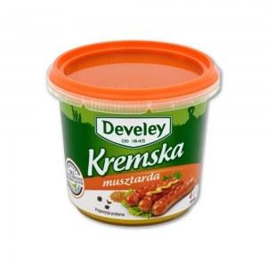 DEVELEY MUSZTARDA KREMSKA 210G