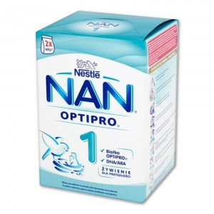 NESTLE MLEKO NAN OPTIPRO 1 800G
