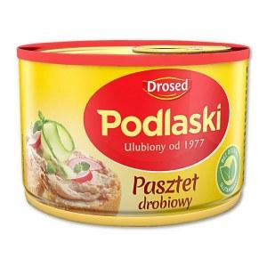 DROSED PASZTET PODLASKI DROBIOWY 155G