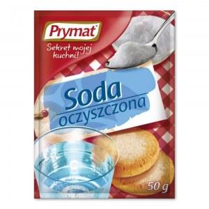 PRYMAT SODA OCZYSZCZONA 50G