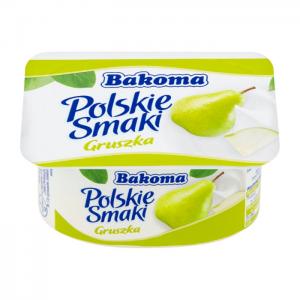 BAKOMA POLSKIE SMAKI GRUSZKA 130G