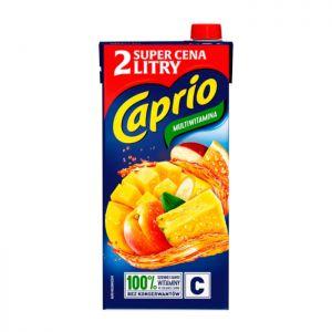 CAPRIO NAPÓJ MULTIWITAMINA 2L KARTON