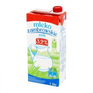 MLEKO ZAMBROWSKIE 3.2% 1L KARTON