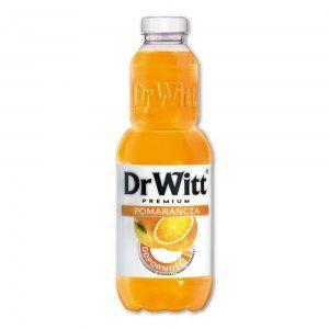 DR WITT SOK POMARAŃCZA 1L BUT.