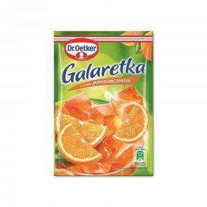 DR.OETKER GALARETKA POMARAŃCZOWA 75G