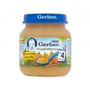 GERBER GRUSZKI WILLIAMSA 125G