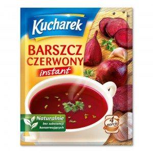 KUCHAREK BARSZCZ CZERWONY INSTANT 48G