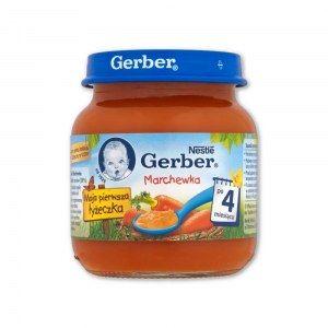 GERBER MARCHEWKA 130G