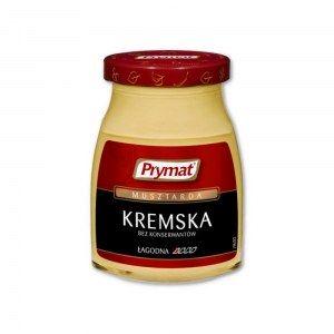 PRYMAT MUSZTARDA KREMSKA 180G