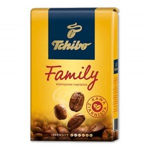 TCHIBO KAWA FAMILY MIELONA 500G