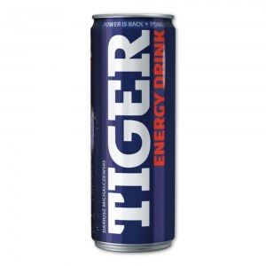 ENERGY DRINK TIGER 250ML