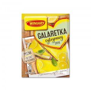 WINIARY GALARETKA CYTRYNOWA 75G