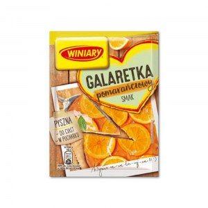 WINIARY GALARETKA POMARAŃCZOWA 75G